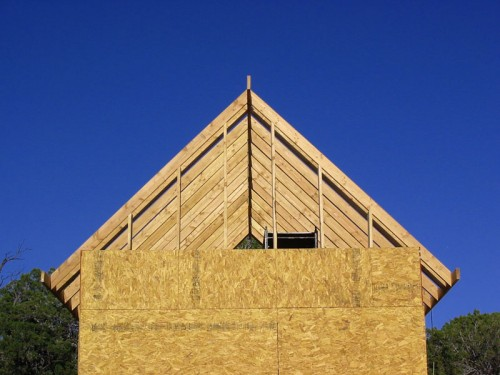 West Side Gable End