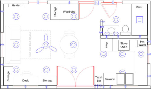 Stunning Electrical Layout Drawings Contemporary - Everything You ...